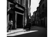 Harry Callahan - French archives, Aix-en-Provence, 1957-1958