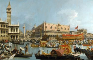(Canaletto - Bowes Museum)